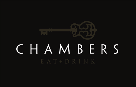 Chambers Eat + Drink Logo
