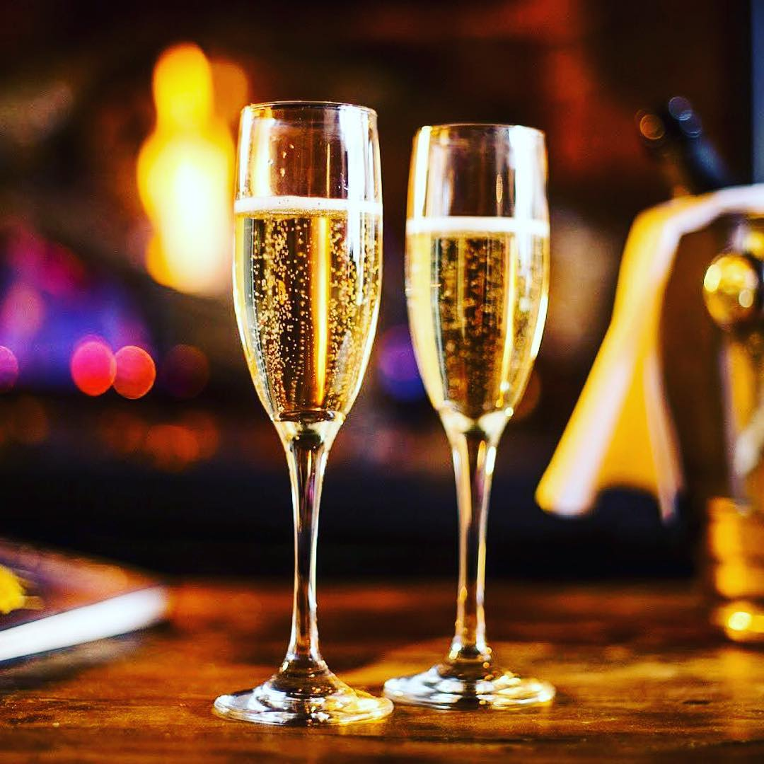New Year's Eve at Chambers